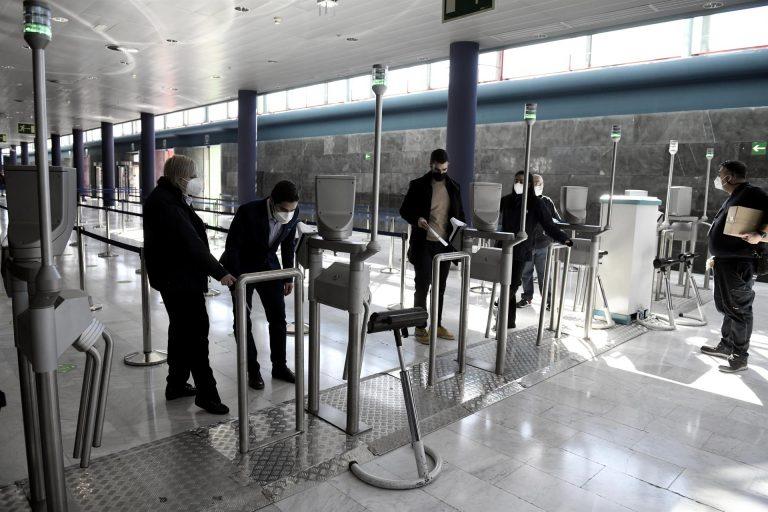 Instalado ya en Ifema el Centro de Proceso de Datos para las elecciones madrileñas del 4 de mayo