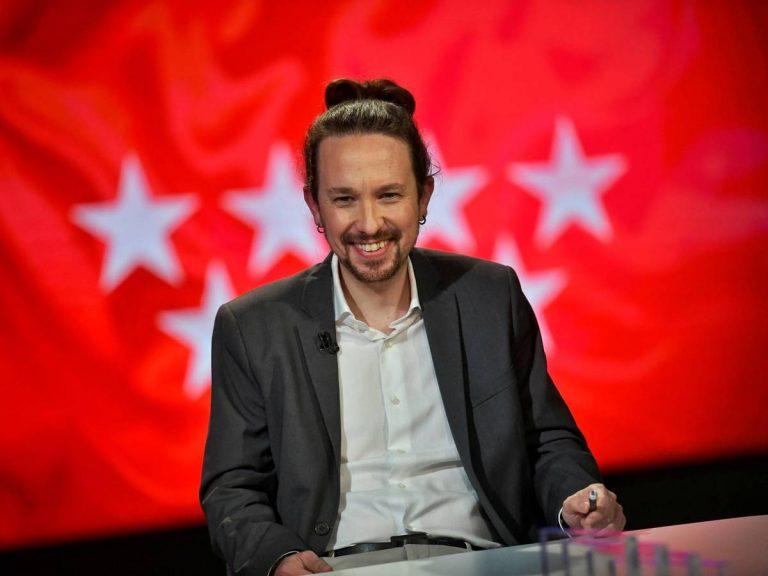 """Iglesias denunciará a la Junta Electoral la propaganda """"nazi"""" de Vox que compara pensiones con el gasto por mena"""