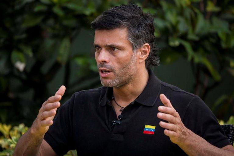 El Supremo de Venezuela aprueba solicitar a España la extradición de Leopoldo López