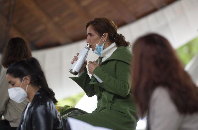 Más Madrid propone un serie de medidas de conciliación, atención familiar, y feminismo