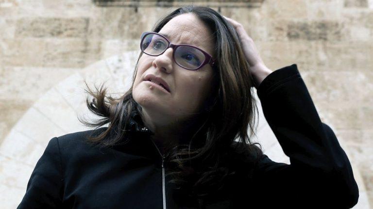 """Mónica Oltra dice estar """"saturada"""" de Ayuso: """"Me 'reglota'(repite) Madrid y lo que dice Ayuso"""""""