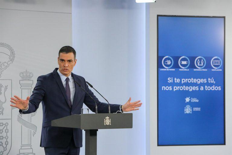 Sánchez anula su viaje a París y comparecerá tras el Consejo de Ministros