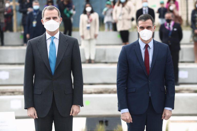 El Rey y Sánchez reciben el lunes a los presidentes de Guatemala y República Dominicana, en visita oficial