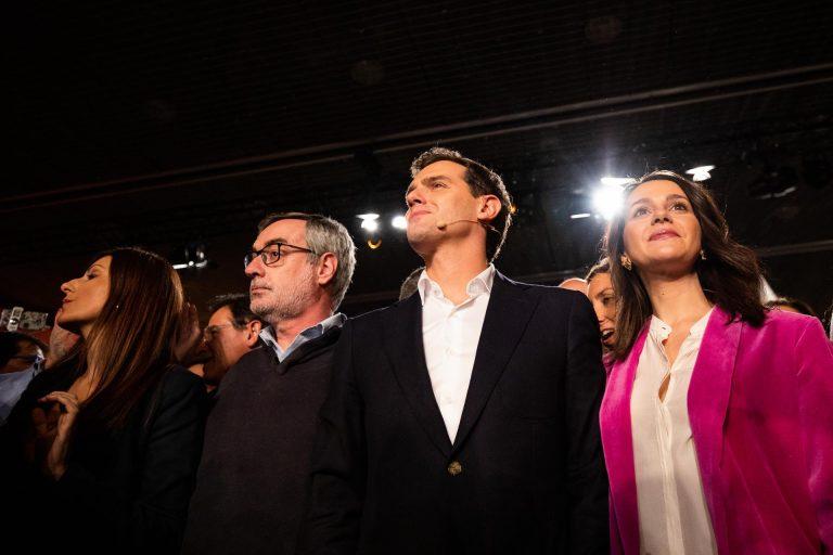 Arrimadas revela que habló con Rivera «hace unos días» y se muestra «convencida» de que no volverá a la política