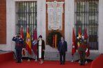 Madrid rinde homenaje a los héroes del 2 de Mayo en la Puerta del Sol con todos los candidatos del 4M salvo Iglesias