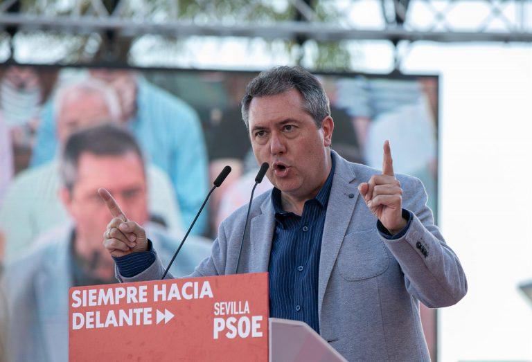 Juan Espadas desbanca a Susana Díaz del liderazgo del PSOE andaluz
