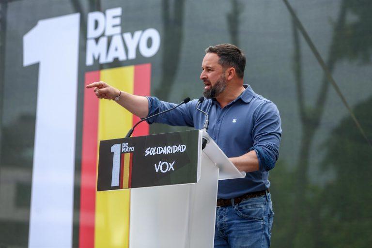 """Vox presenta su sindicato """"anticomunista"""" Solidaridad frente al """"sindicalismo corrompido"""" de UGT y CCOO"""