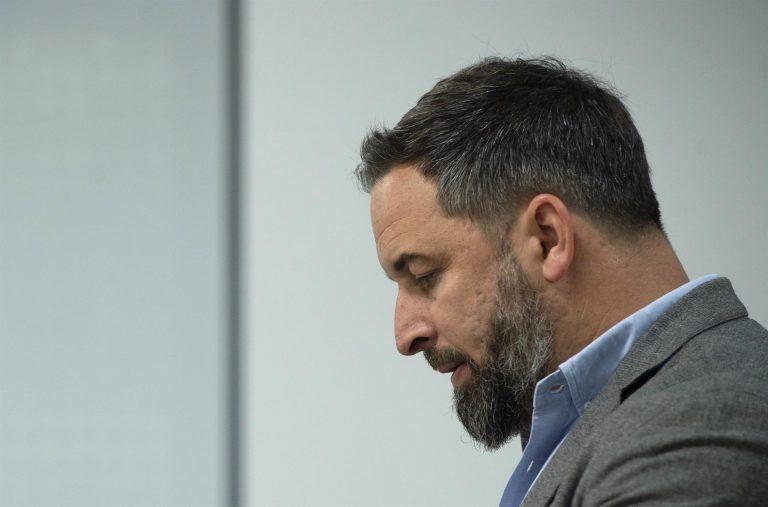 La Delegación del Gobierno en Ceuta prohíbe el mitin de Abascal este lunes y las concentraciones paralelas