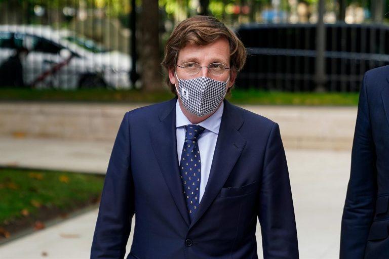 Almeida tacha de «grogui» al Gobierno y dice que será el PP «quien saque a España de esta situación tan complicada»