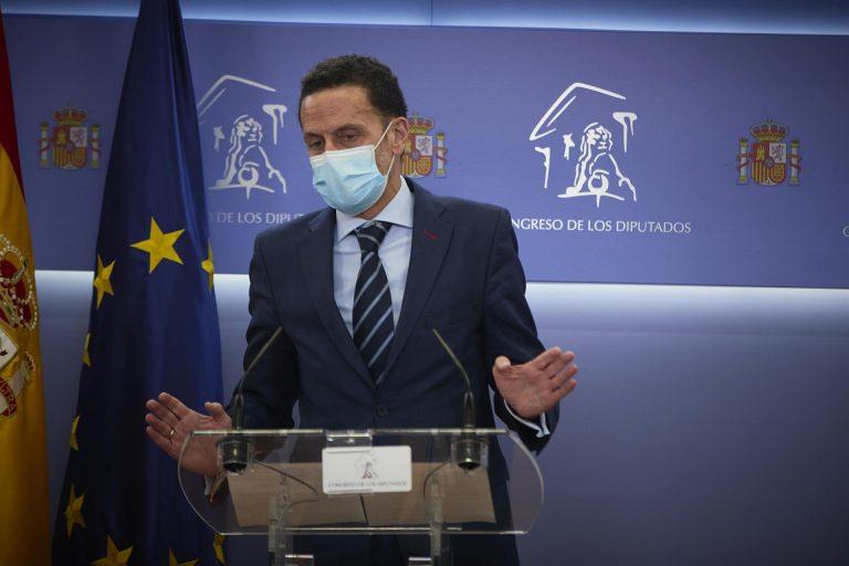 Bal califica de «disparate» el planteamiento de un adelanto electoral en Andalucía o la Región de Murcia