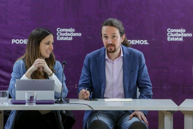 Podemos cambia Vistalegre por Alcorcón