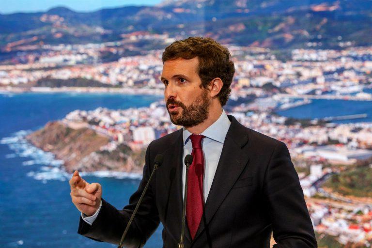 Casado defenderá en el Congreso su 'no' a los indultos de Sánchez y censurará el «ataque» al Tribunal de Cuentas