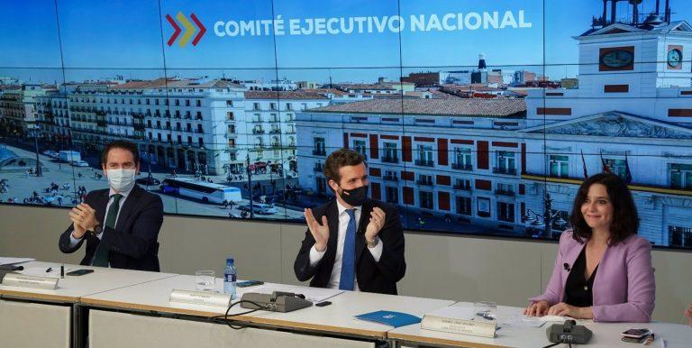 Según eldiario, Génova buscaría adelanto electoral en Andalucía, Castilla y León y Región de Murcia