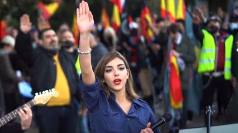 La Fiscalía de Madrid recurre el archivo de la causa del homenaje a la División Azul en el que se lanzaron proclamas antisemitas