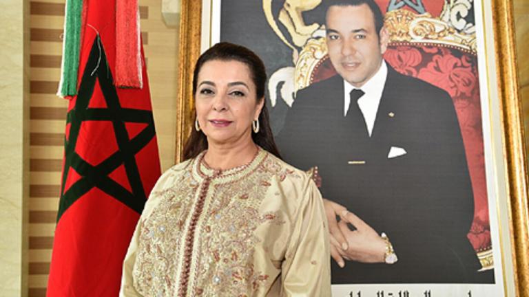 La embajadora marroquí en España: 'hay actos que tienen consecuencias y se deben asumir'