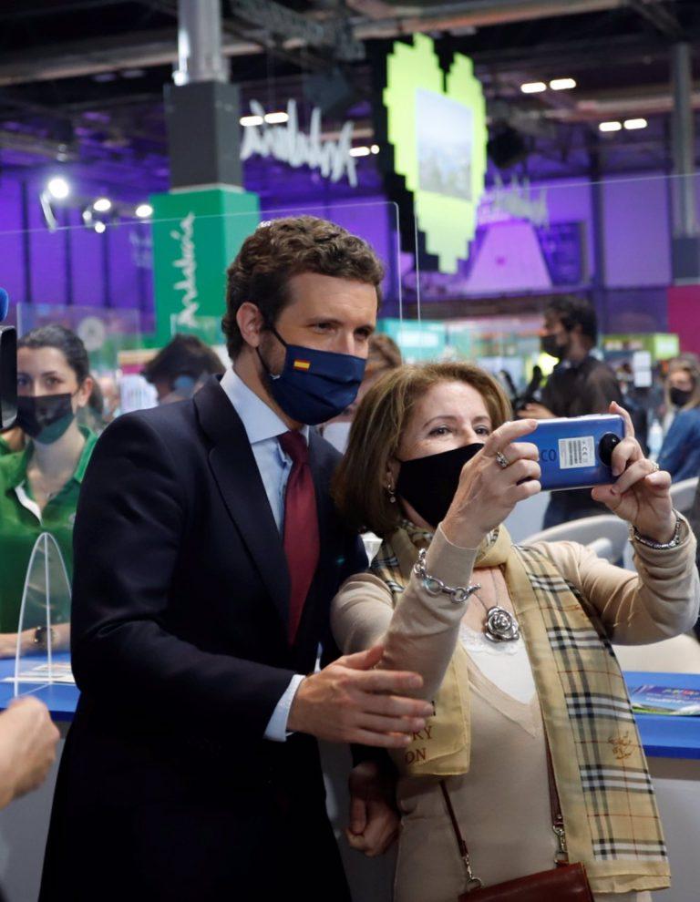 Casado ve un «insulto» a los españoles el plan para el 2050 de Sánchez: «Un Gobierno líquido que hace política gaseosa»