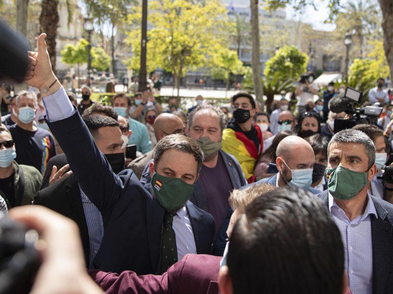 """Abascal participa este domingo en una manifestación en Sevilla """"en defensa de nuestras fronteras"""""""