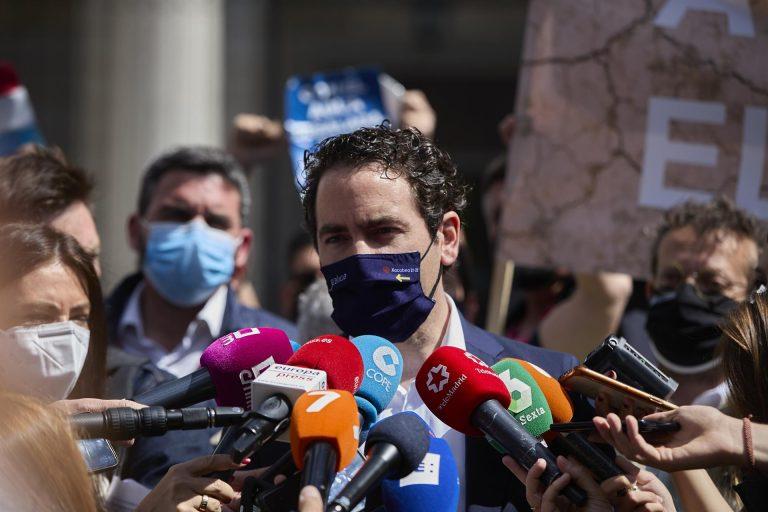 """El PP prepara su respuesta frente a un posible indulto a los presos del """"procés"""""""