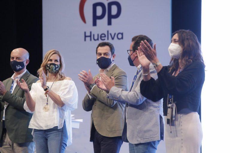 """Moreno descarta un adelanto electoral: """"Por encima de mí y de las siglas de mi partido están los andaluces"""""""