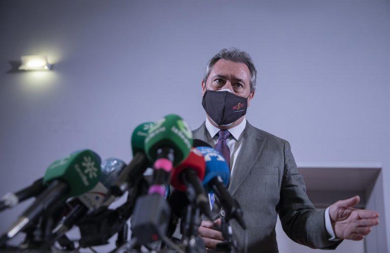 Espadas presenta este domingo en Granada su candidatura a las primarias del PSOE-A