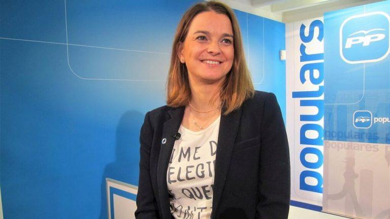 Marga Prohens presentará su candidatura a presidenta del PP en Baleares