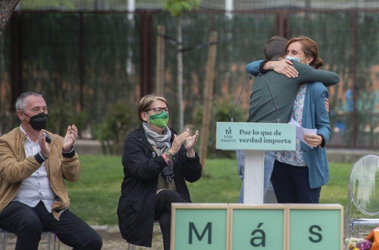 """Más Madrid cierra su campaña con un evento """"100% sostenible que compensará 3,6 toneladas de CO2"""""""