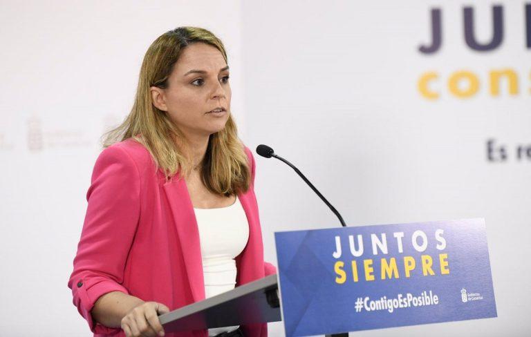 Canarias muestra su solidaridad con Ceuta y critica la gestión de la crisis migratoria