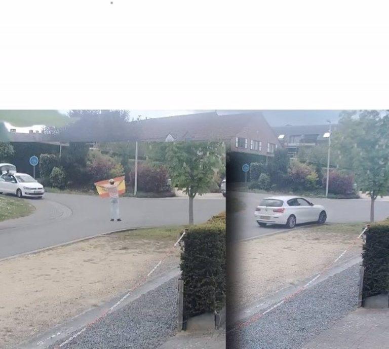 """Puigdemont recupera la placa robada de su jardín: """"Doy el incidente por cerrado y resuelto"""""""
