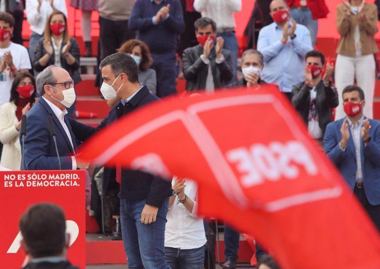 La cúpula del PSOE analizará hoy la derrota socialista en la Comunidad de Madrid