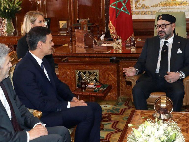 Sánchez avisa a Marruecos que es «inaceptable» que no respete las fronteras por desavenencia en política exterior