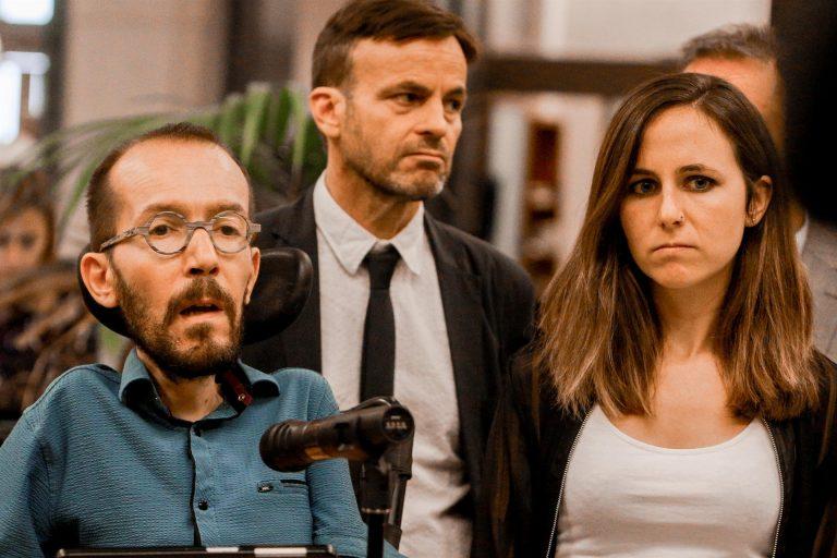 Unidas Podemos se desmarca del PSOE y exige desbloquear en el Congreso la ley de Ingreso Mínimo Vital
