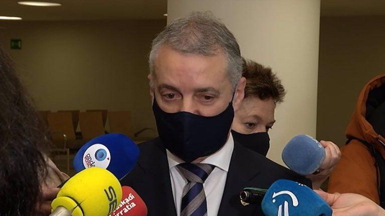 Gobierno Vasco prepara un plan para facilitar el paso de los 700 trabajadores de cárceles a la Administración vasca