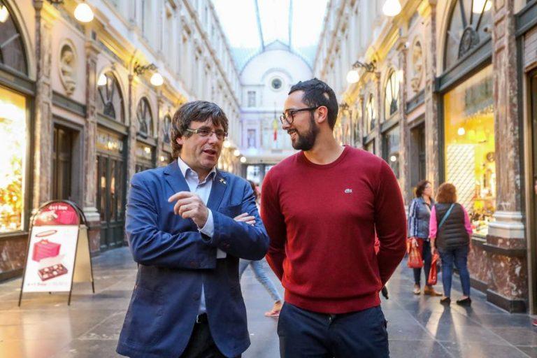 La decisión sobre la entrega a España de Valtonyc se aplaza hasta octubre