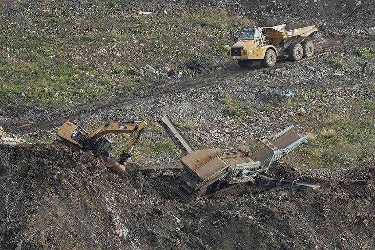 Arrimadas lamenta que la gestión «desastrosa» del Gobierno vasco en Zaldibar termine sin encontrar al operario sepultado