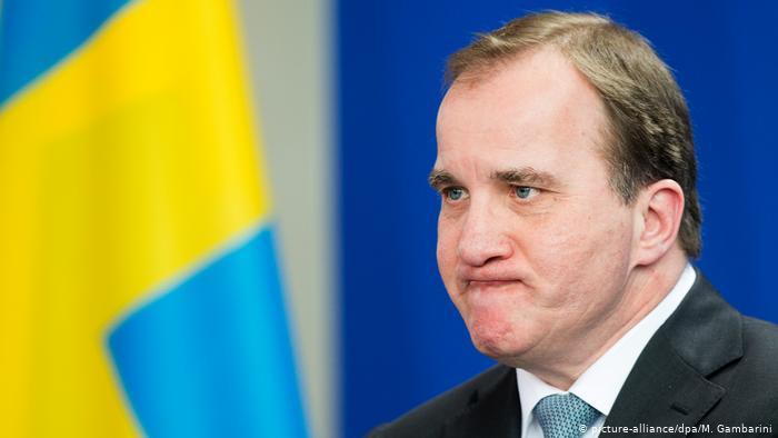 La izquierda rechaza la última propuesta para salvar al primer ministro sueco y la moción de censura sale adelante