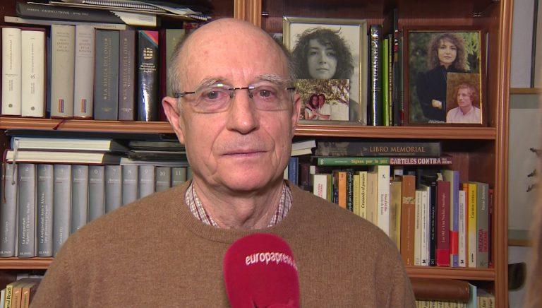 Podemos celebra que la Fiscalía retire la acusación contra Ángel Hernández: «Era una injusticia dolorosa»