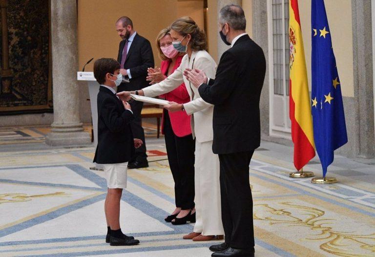 La Infanta Elena vuelve a representar a Felipe VI tras su vacunación en Abu Dabi