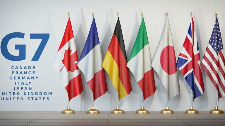El G7 logra un «histórico» acuerdo para un impuesto del 15% a las multinacionales