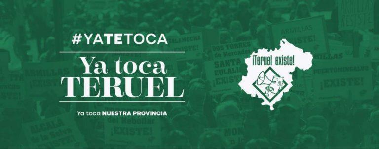 Teruel Existe concurrirá a las elecciones autonómicas y municipales en 2023