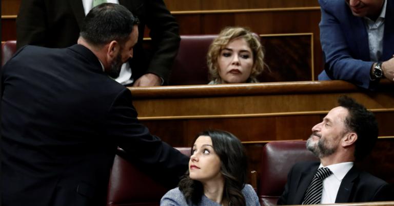 Vox y Ciudadanos presentan hoy sus recursos ante el Supremo contra los indultos
