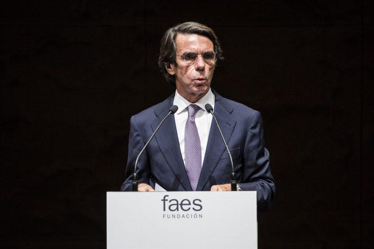 """Aznar: """"La rendición ante los talibanes ha sido un error que vamos a pagar muy caro y durante mucho tiempo"""""""