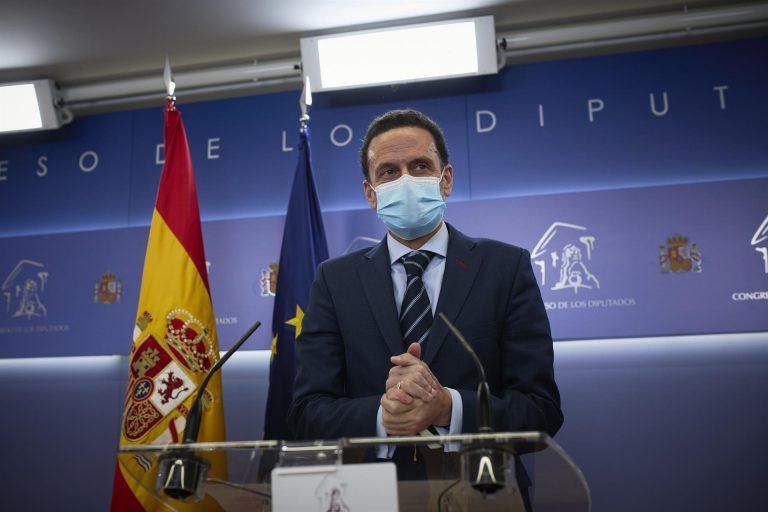 Bal (Cs) dice que Sánchez podría ganar una moción de censura del PP por solo un voto y todos los partidos se retratarían