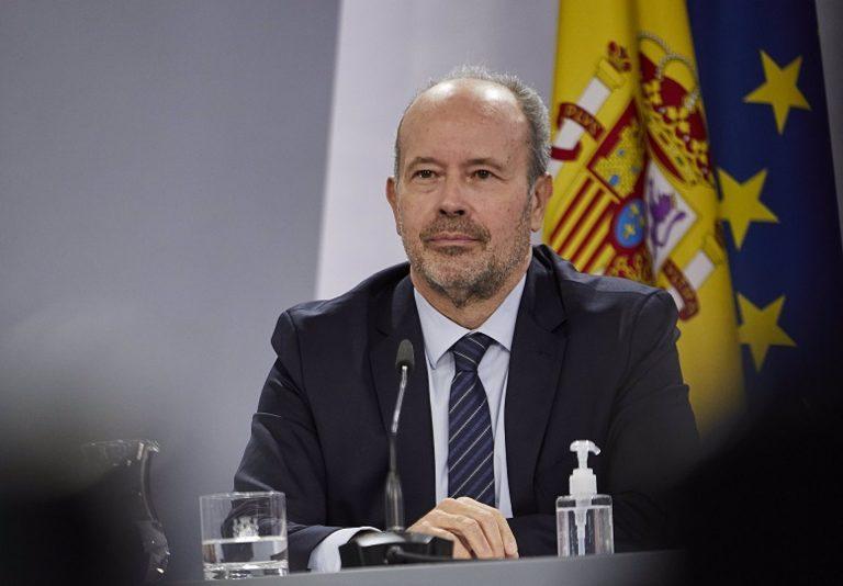 Campo ofrece su colaboración al Supremo para tramitar los recursos de PP y Vox contra los indultos