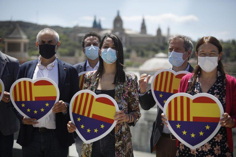 Arrimadas cree que el Gobierno usará la resolución del Consejo de Europa sobre el 'procés' para justificar los indultos