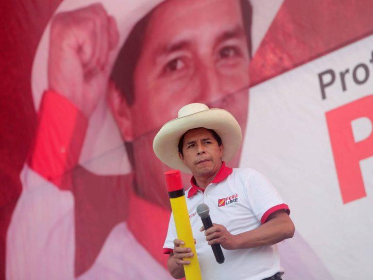 Perú: Pedro Castillo es ya Presidente al terminar el recuento del voto exterior