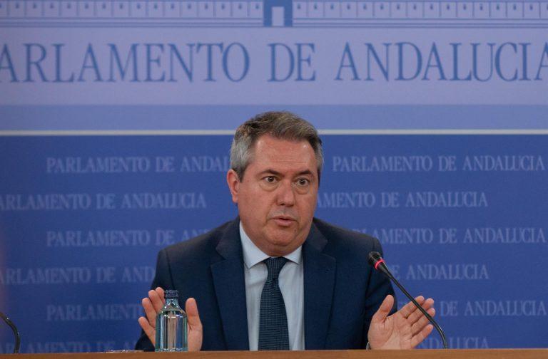 Espadas y Díaz anunciarán la semana que viene cómo será el relevo en el liderazgo del PSOE-A