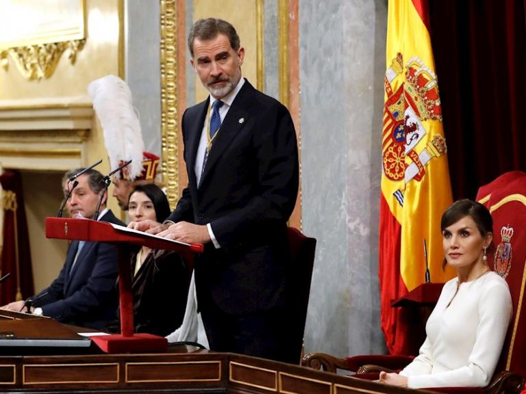 El Congreso inicia la reforma del Código Penal para despenalizar injurias a la Corona y enaltecimiento del terrorismo