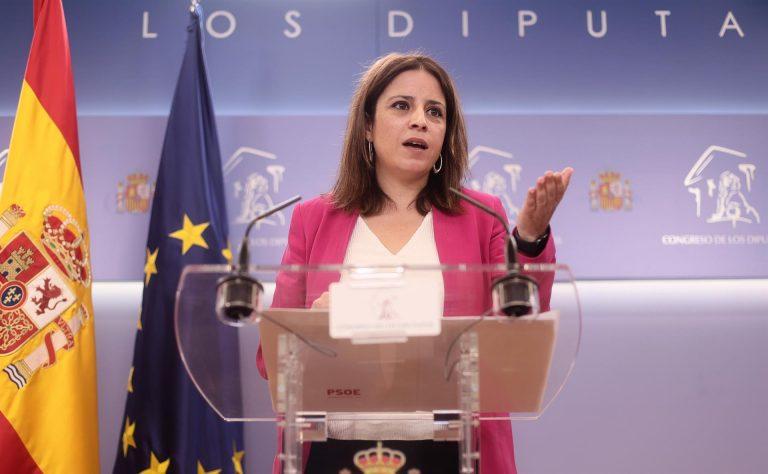 El PSOE exige a Casado explicaciones inmediatas por la imputación de Cospedal, «el mayor escándalo de corrupción del PP»