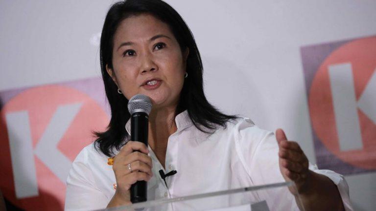 La Fiscalía peruana pide que Fujimori entre en prisión