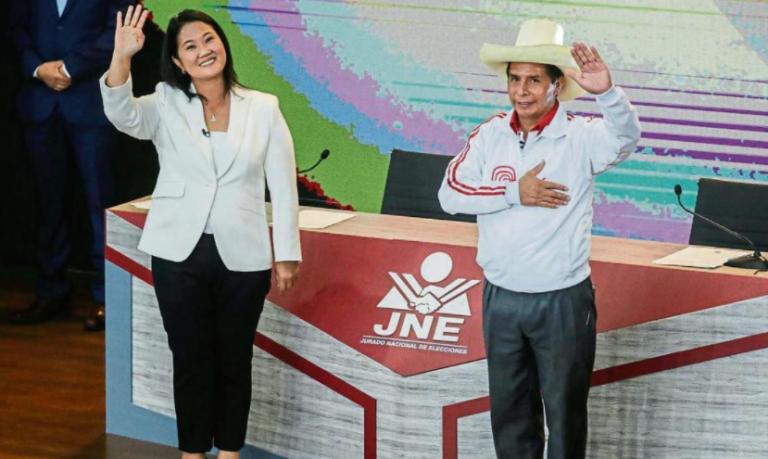 """La UE considera """"libre y democrática"""" la segunda vuelta de las elecciones presidenciales de Perú"""